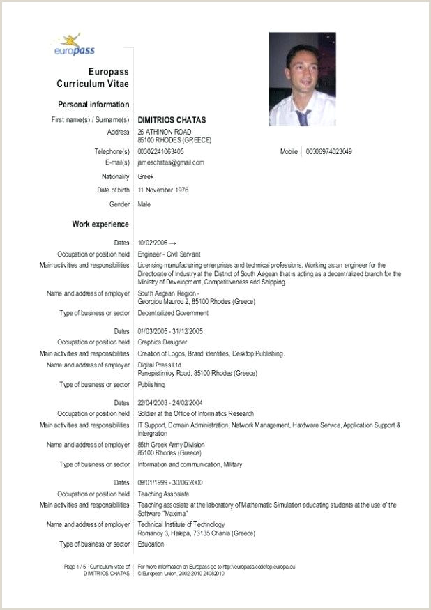 Europass Cv format Docx Europass Template – Aikidohoricefo