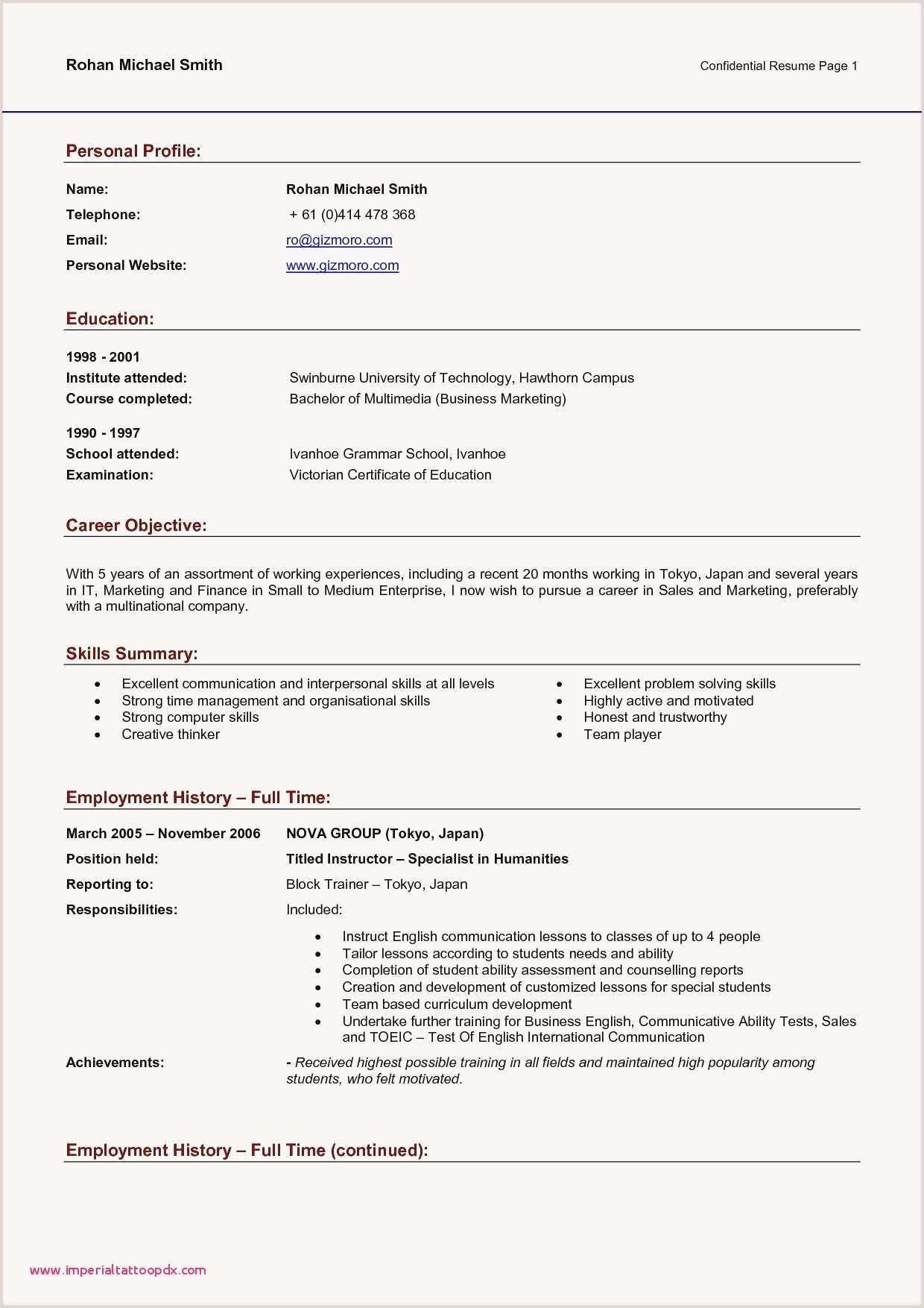 Europass Cv format for Students 17 Cv Europass Exemple
