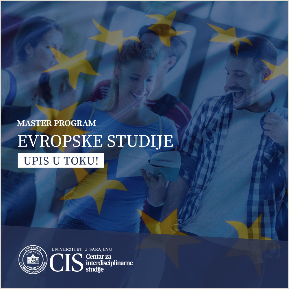 MA PROGRAM IN EUROPEAN STUDIES – CIS