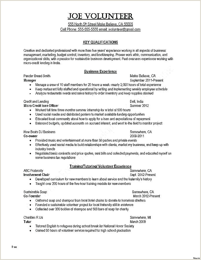 Europass Cv format Word Download Cv English Template