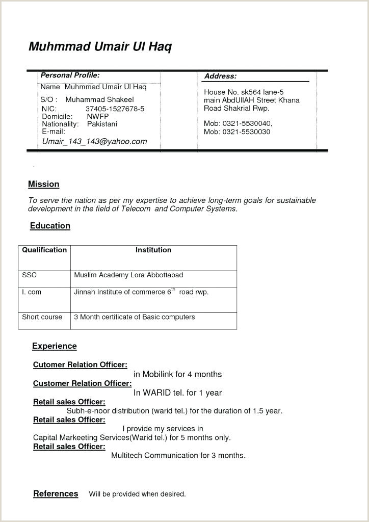 Europass Cv format Word Download Europass Cv Template Doc – Hostingpremium