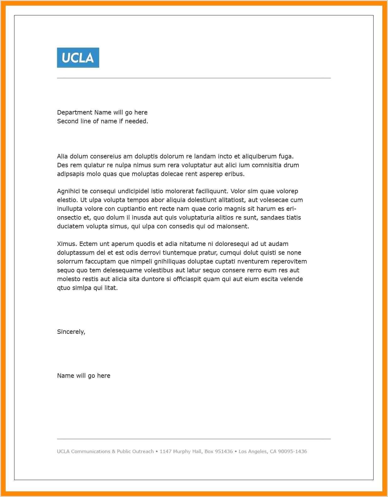 Cover Letter Public Relations Coordinator