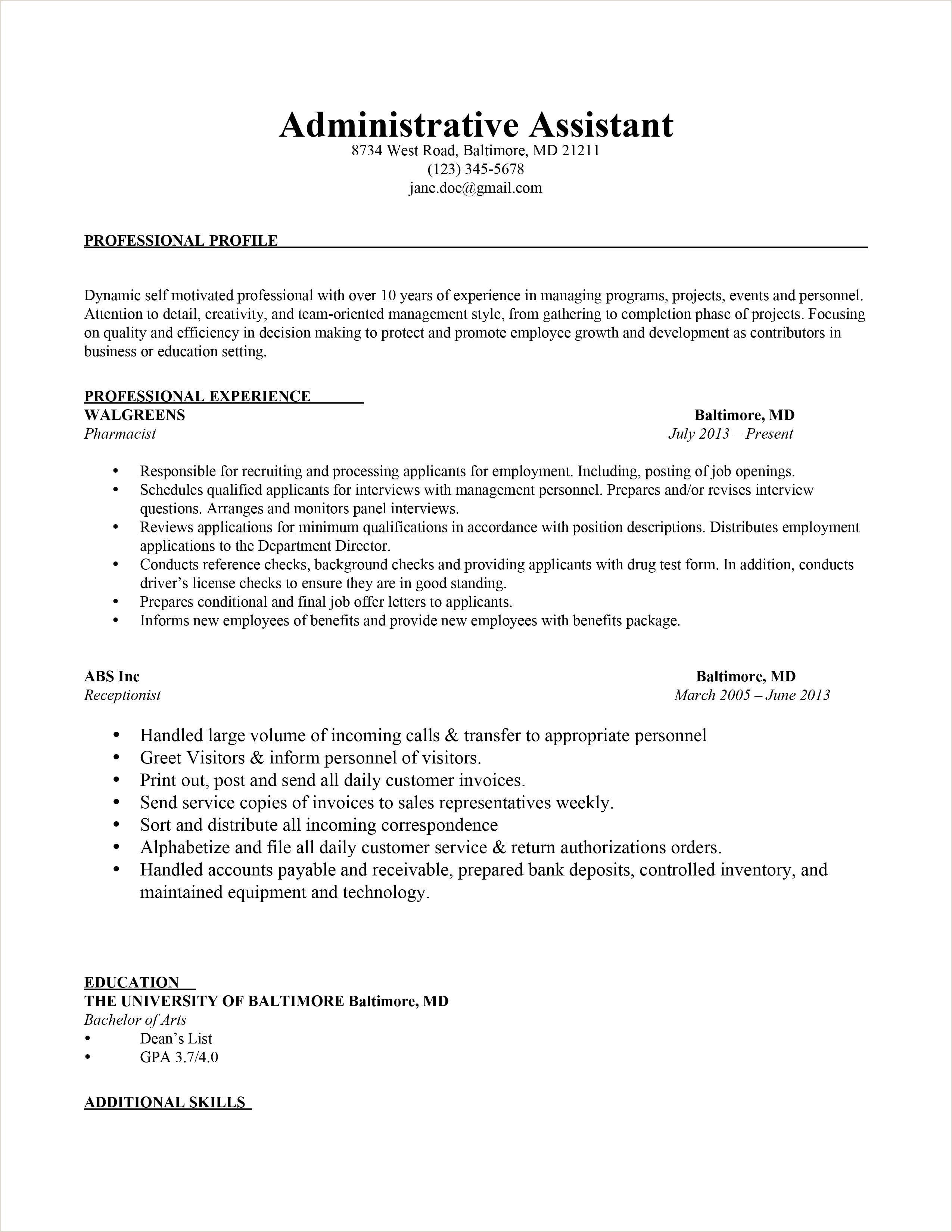 Pharmacist Cover Letter Sample New Resume Samples event