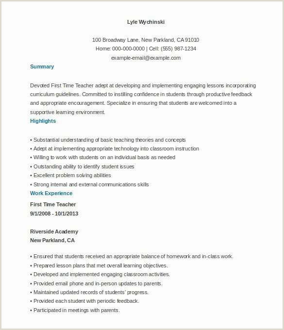 Examples Of Bartending Resumes Cv A Telecharger Beau S Cv Professional Example
