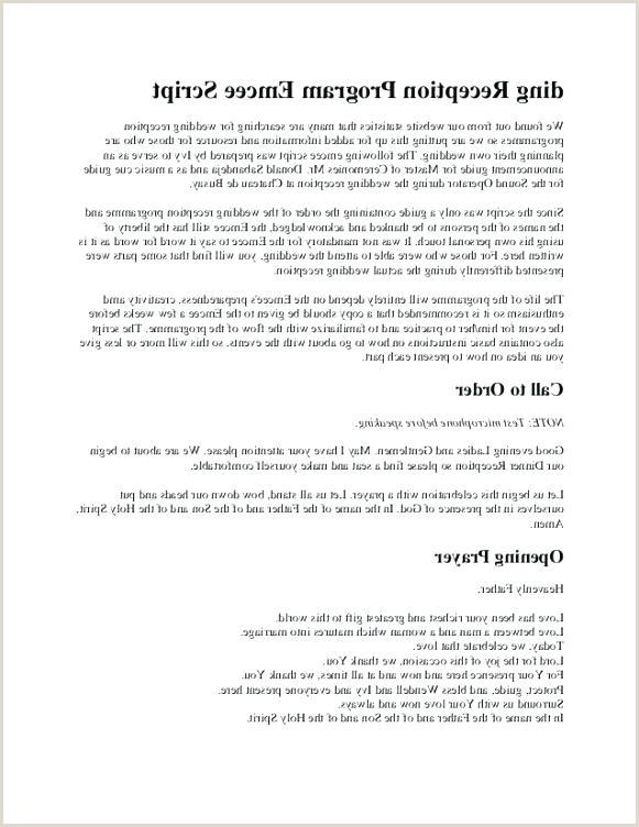 Examples Of Wedding Program Wording Free Sample Wedding Programs Templates – Bashirsk