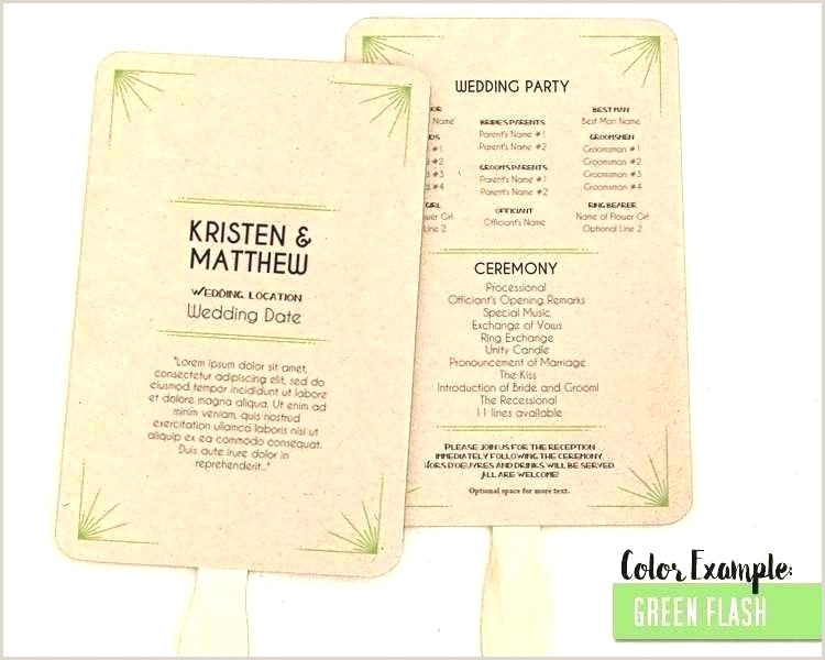 Examples Of Wedding Program Wording Indian Wedding Program Template
