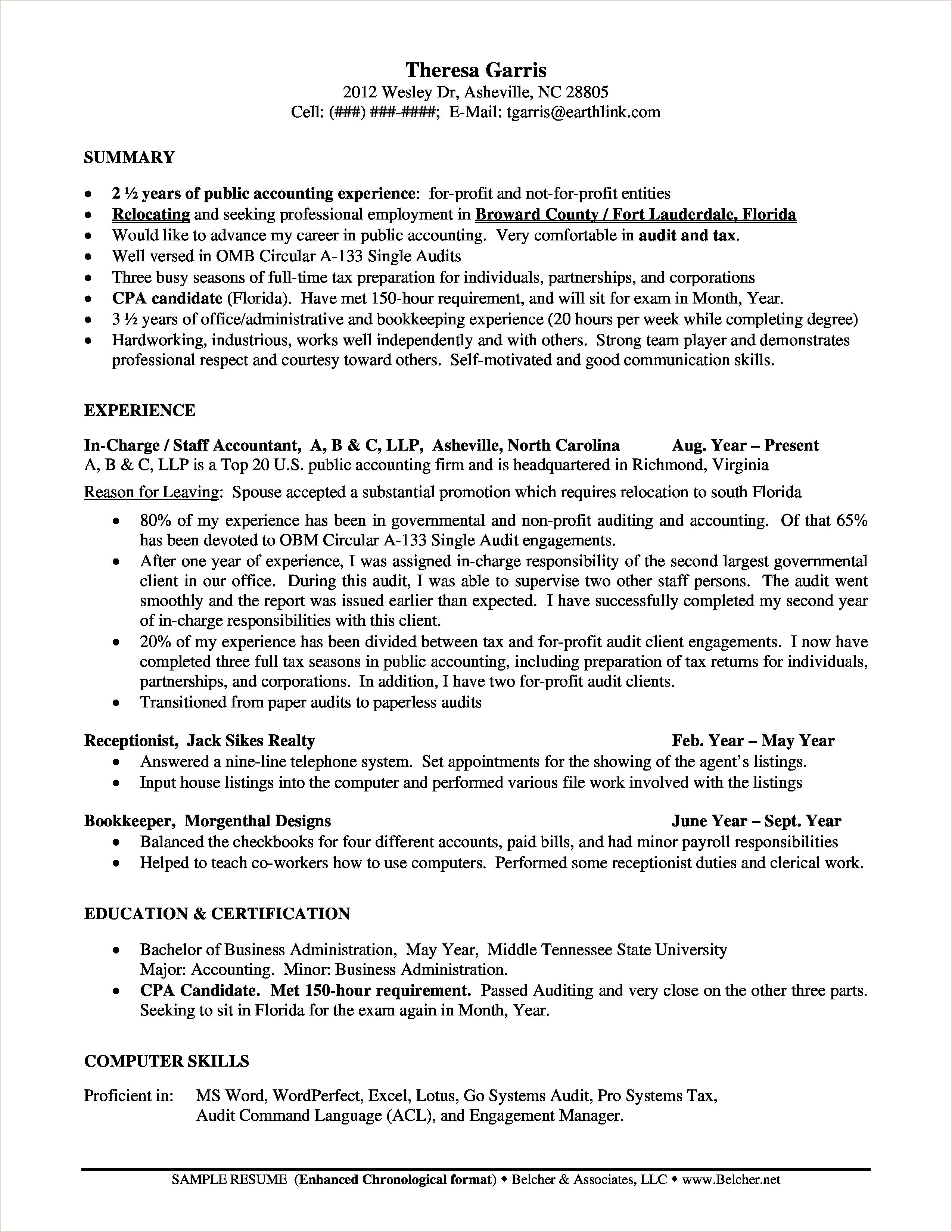 Excel Experience On Resume Clerical Skills Resume Sample Excel Skills Resume Fresh