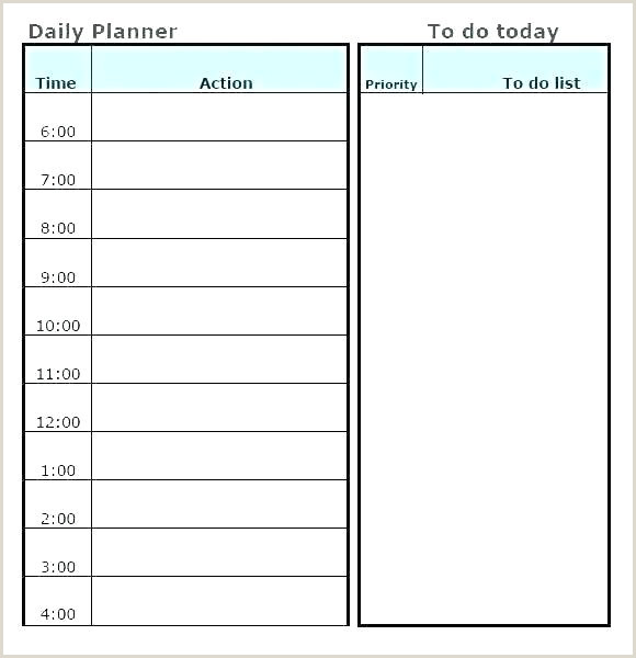Pin Free Preschool Daily Schedule Template Tattoo Re