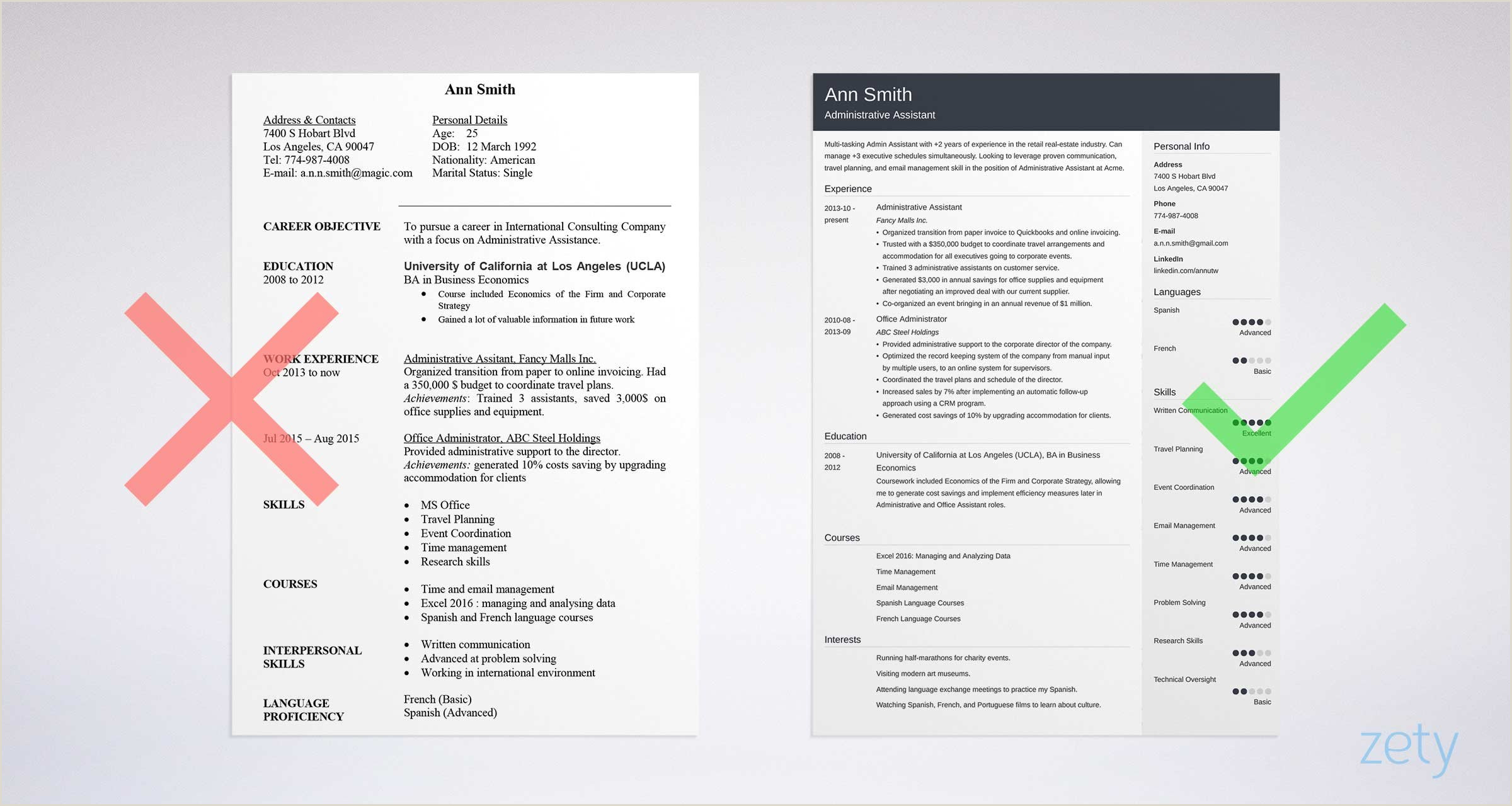 administrative assistant cover letter sample guide 20