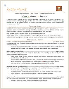 Executive Chef Cover Letter 7 Best Chefs Resume Images
