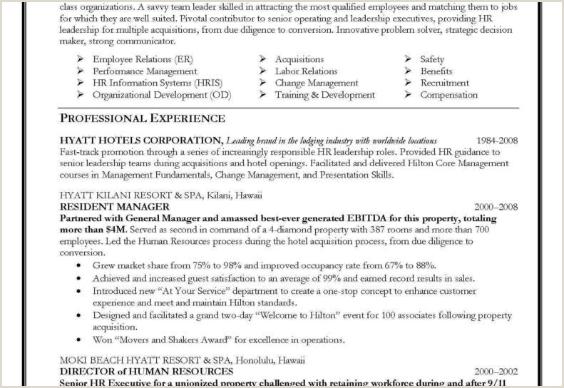 Executive Director Resume Sample Non Profit 25 Sample Supervisor Resume Samples