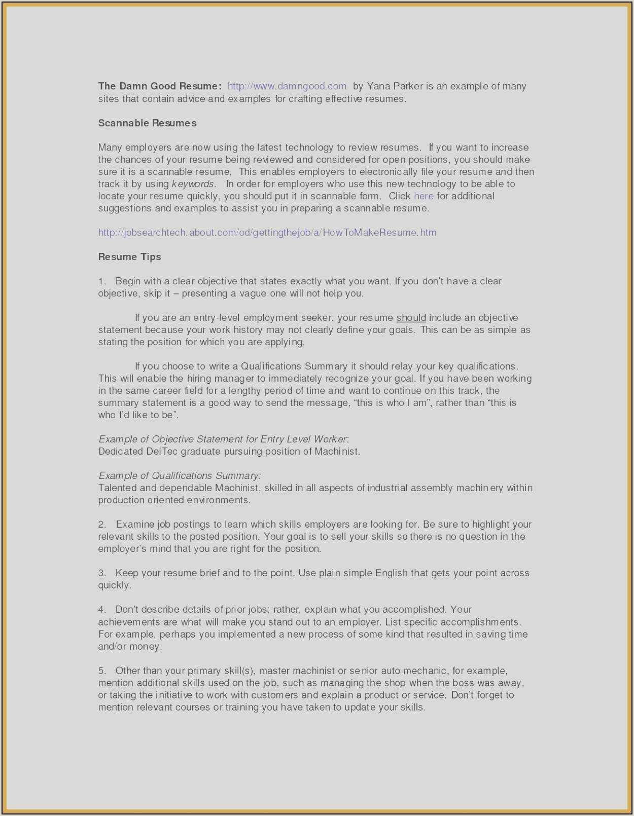 Project Manager Cover Letter Sample Best Resume Bullet