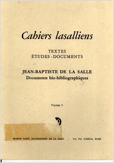 Exemple De Cv Anti Chronologique Pdf Cuadernos Lasallistas 40 Vol 1 Pdf Bd La Salle