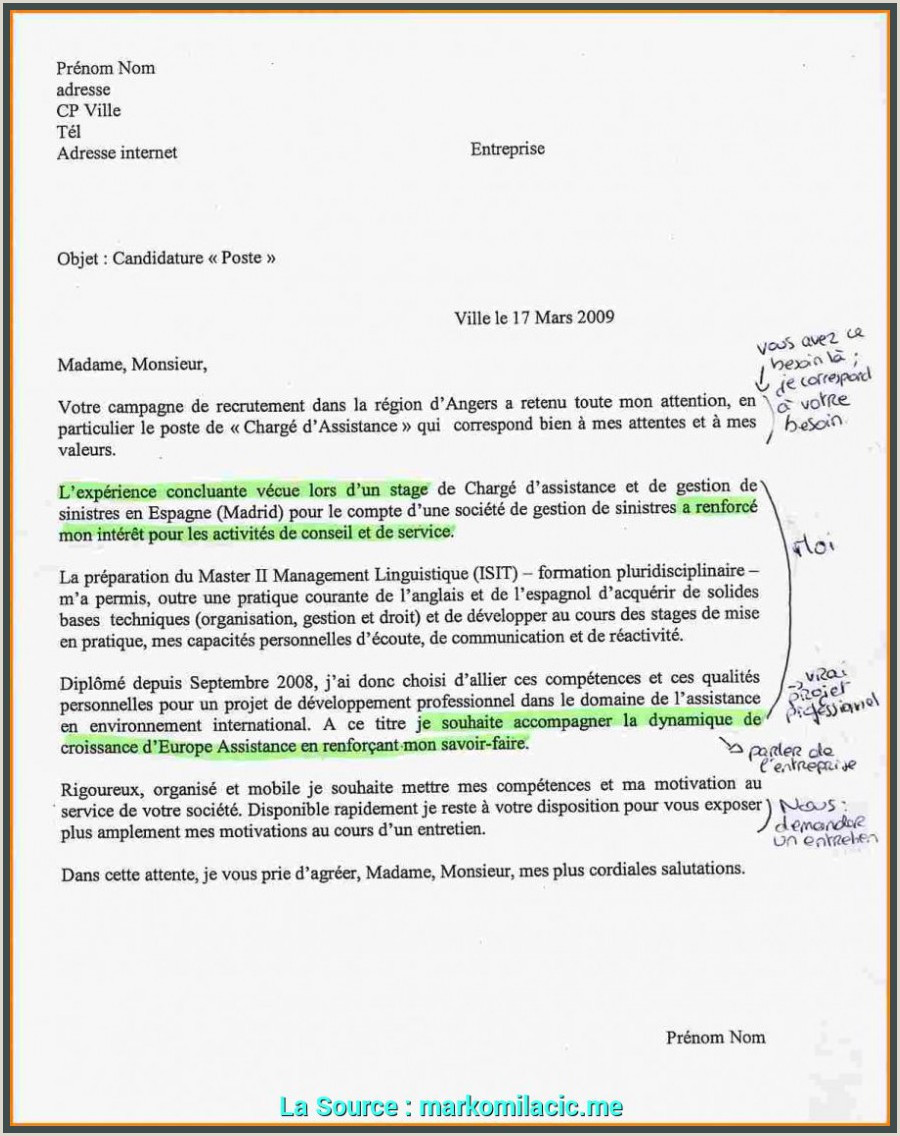 Exemple De Cv Anti Chronologique Pdf Tendances Lettre De Motivation Ingénieur Génie Civil Word