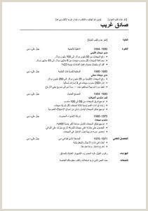 Exemple De Cv Arabe Pdf Modele De Cv En Arabe Belle Exemple De Cv Maroc Pdf