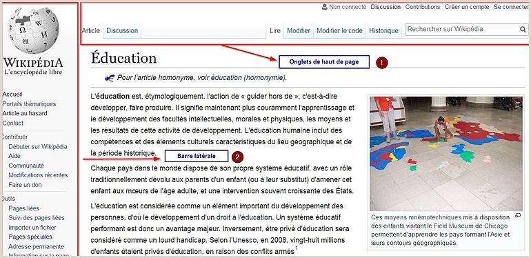 Wikipédia en éducation Texte entier — Wikilivres