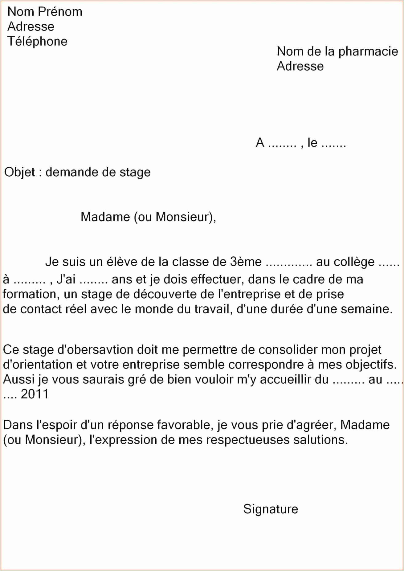 Rapport De Stage Bac Pro Gestion Administration Unique 15