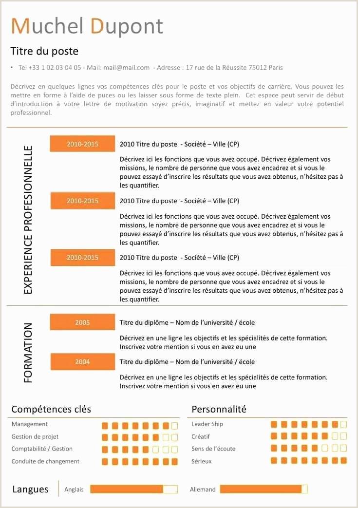 Exemple De Cv Boulanger Lettre De Motivation Dominos Le Cv Exemple Modele Cv Cadre