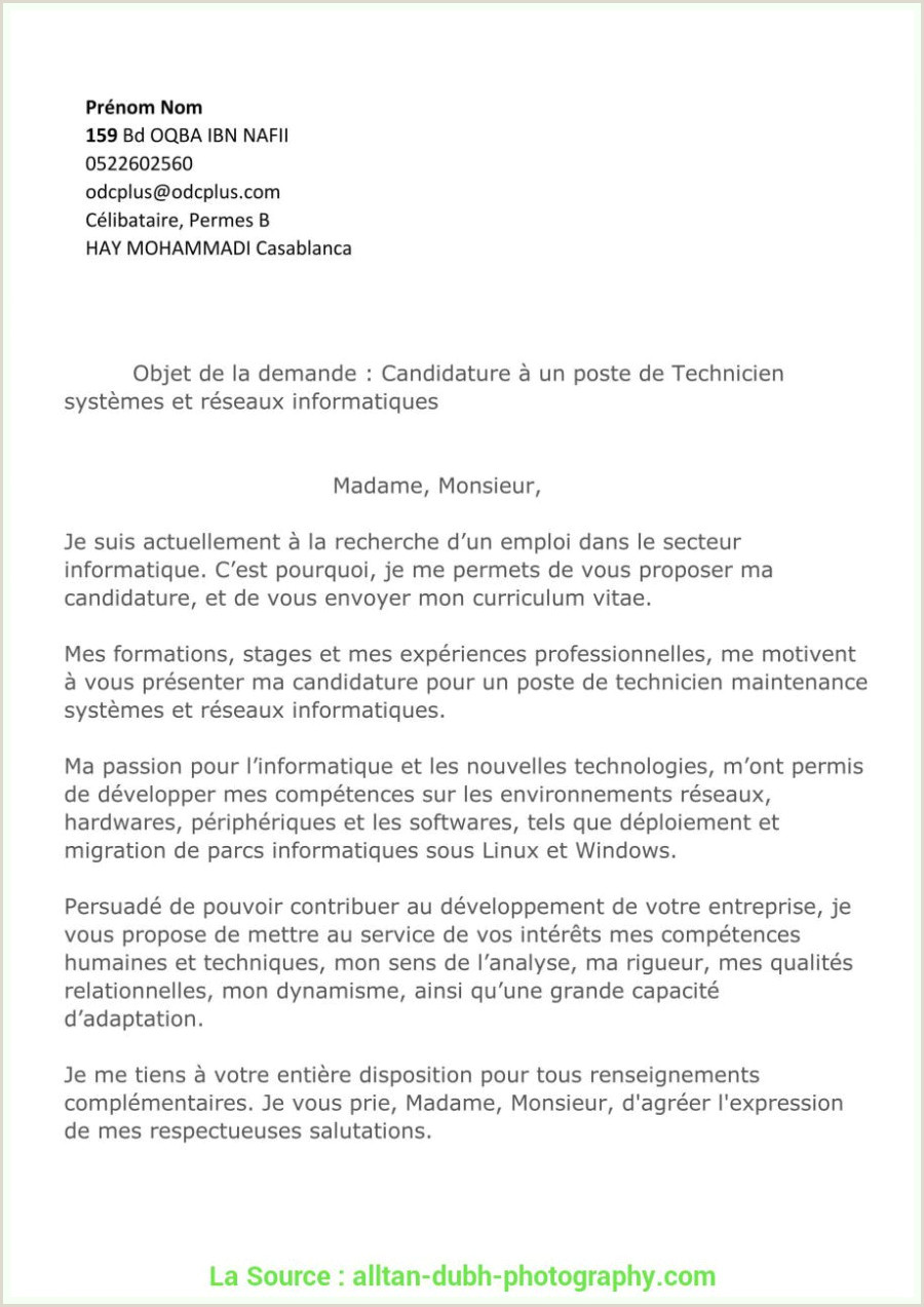 Qualifié Exemple Lettre Motivation Stage Btp Cv Batiment