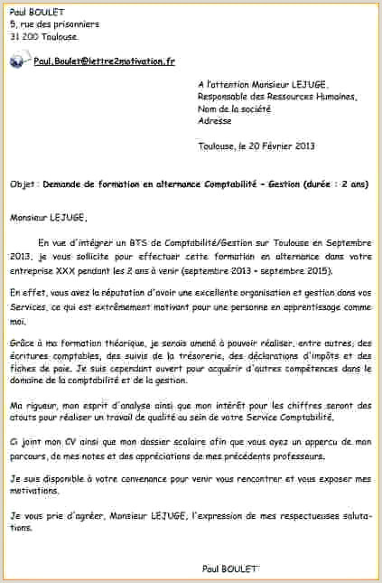Exemple De Cv Bts Muc Cv Pour Alternance Simple Lettre Motivation Bts Muc