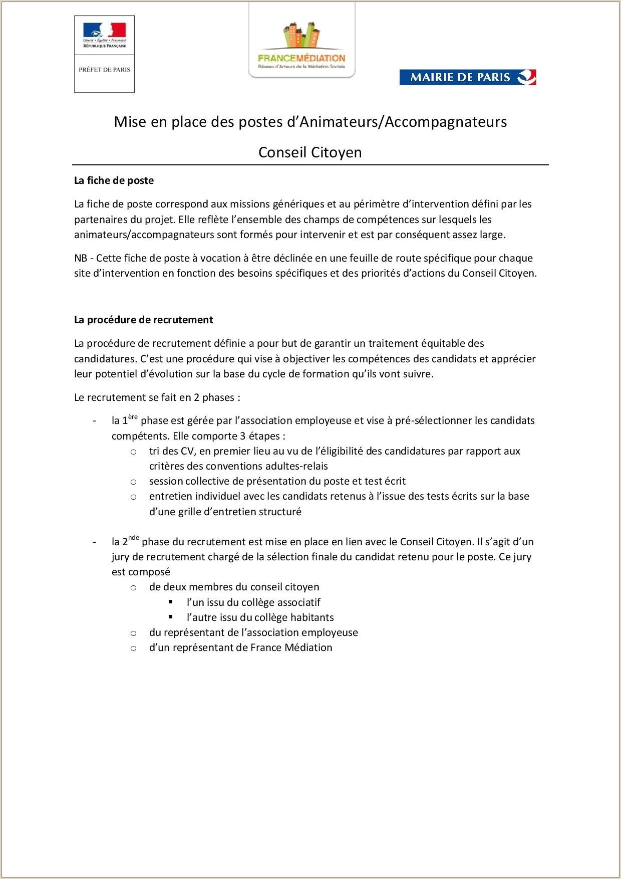 Exemple De Cv Canadien Pdf Exemple De Lettre De Motivation Pour Travailler Au Canada
