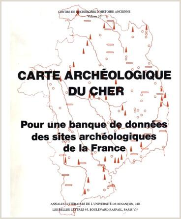 Exemple De Cv Centre Dintérêt Carte Archéologique Du Cher Persée