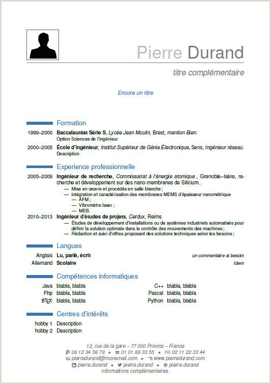 Exemple De Cv Commercial Pdf Centre Dinteret Cv Mercial