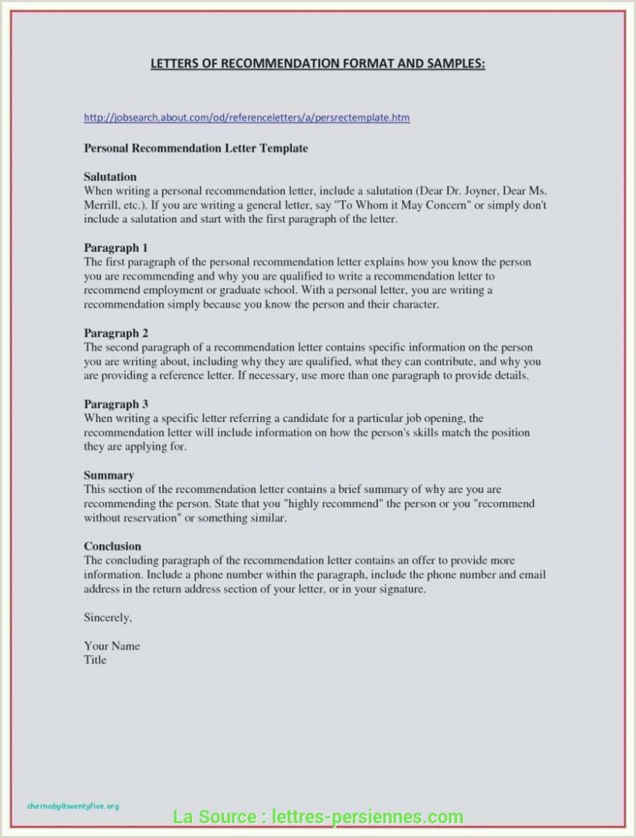 Exemple De Cv Complet Pdf Exemple De Lettre Personnelle En Espagnol Nouvelle Local