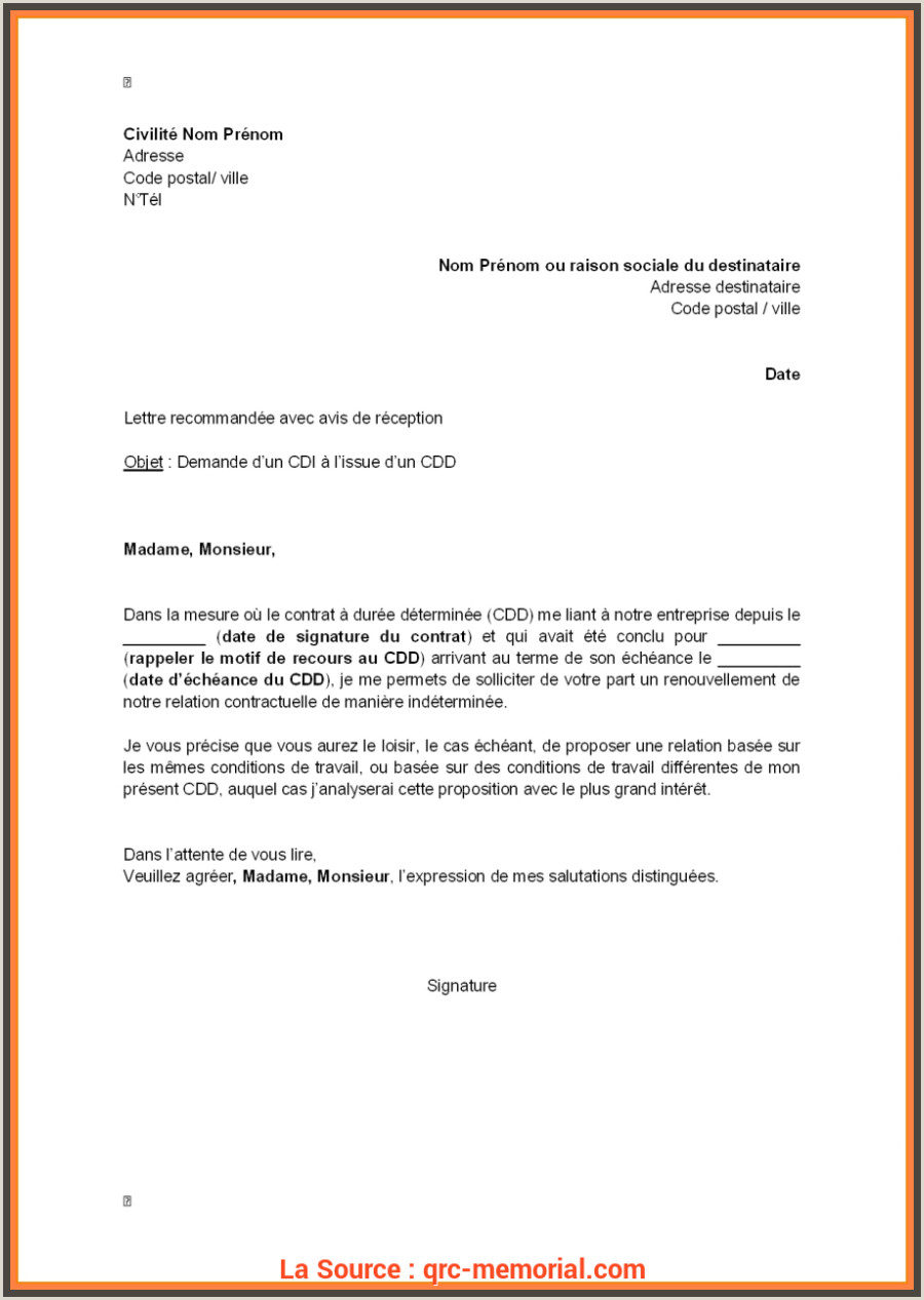 Exemple De Cv Cuisinier Plus Récent Lettre De Motivation Simple Cuisinier 10