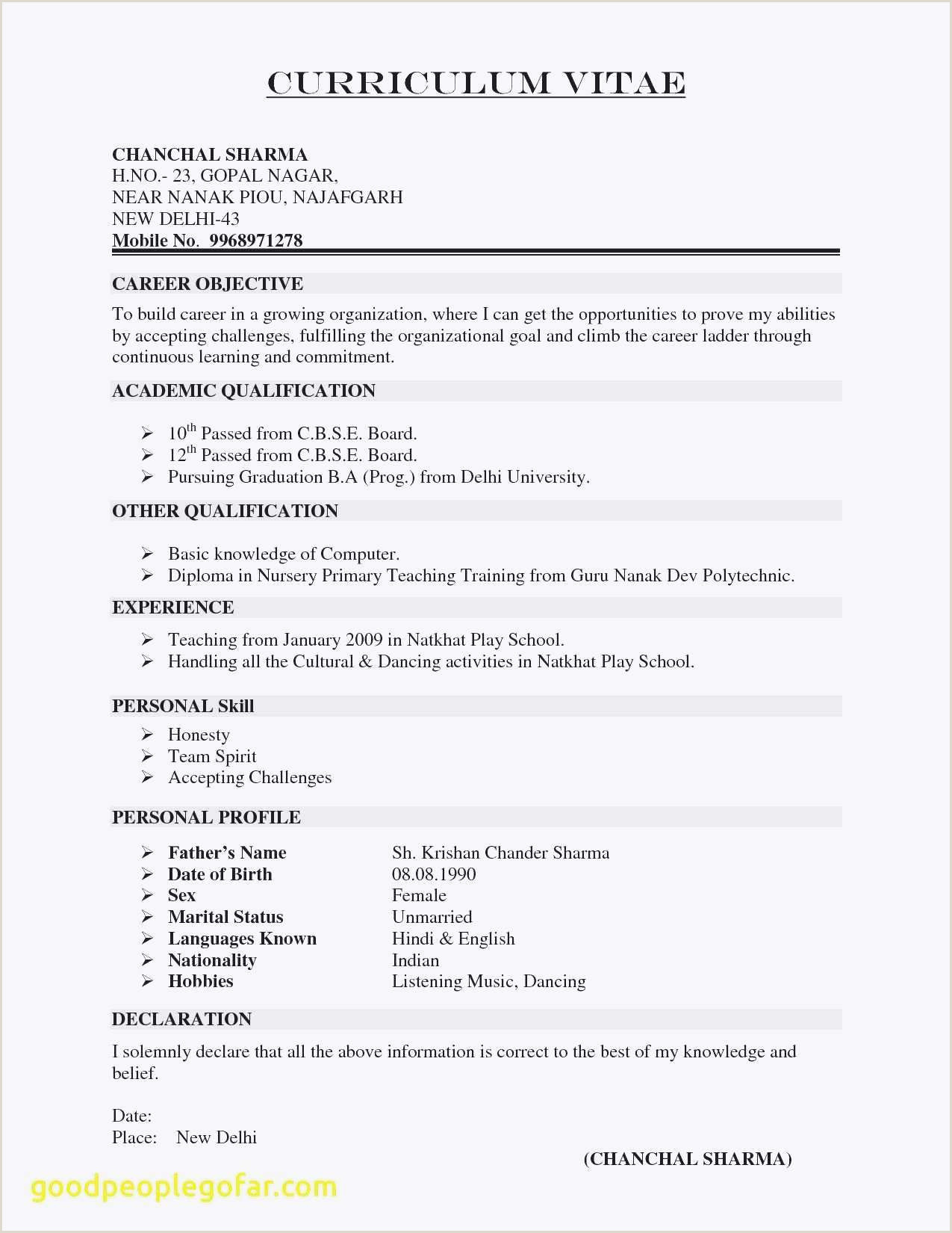 Exemple De Cv De Joueur De Football Pdf 41 Exemple Cv Sportif Football Xenakisworld