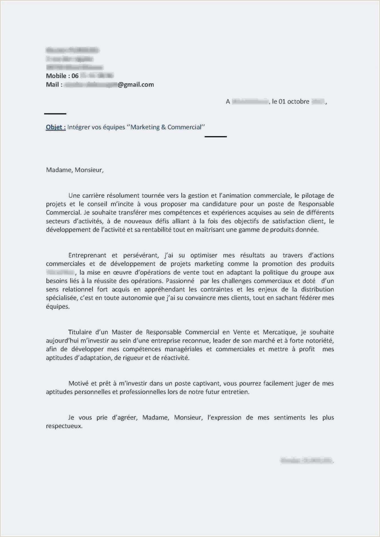 Exemple De Cv Denseignant En Francais Le Meilleur De Lettre De Motivation Enseignant Vacataire