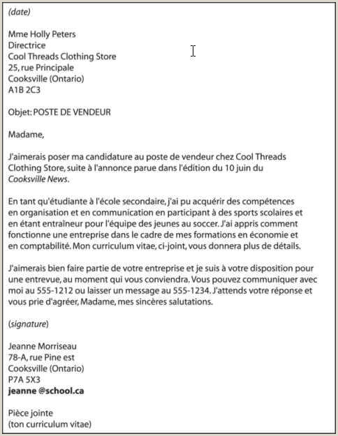 Exemple De Cv Détudiant Pdf Lettre De Motivation Stage 3eme Fleuriste