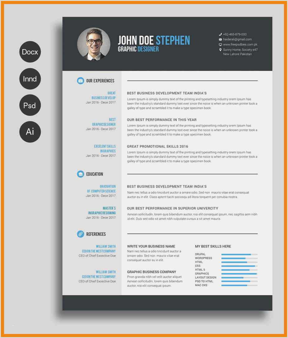 Download 53 HTML Document Template Professional