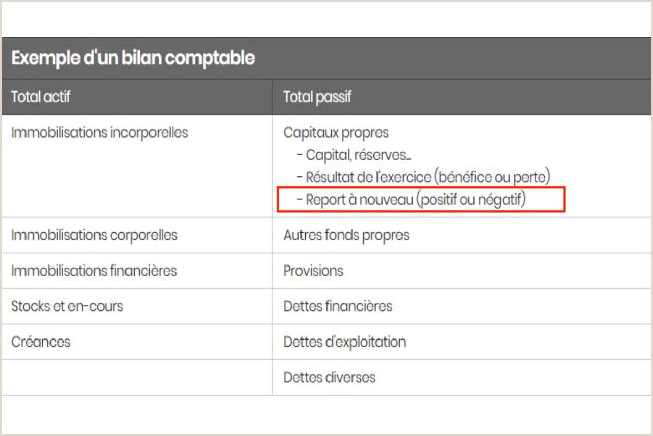 Exemple De Cv Dun Comptable Pdf Report  Nouveau Définition Calcul Négatif