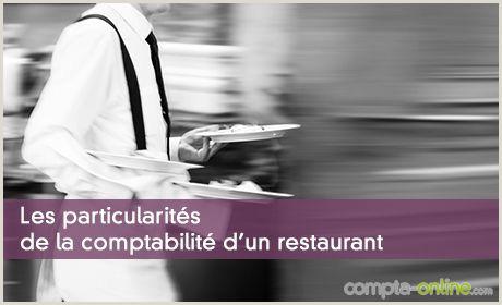 Tenir la ptabilité d un restaurant