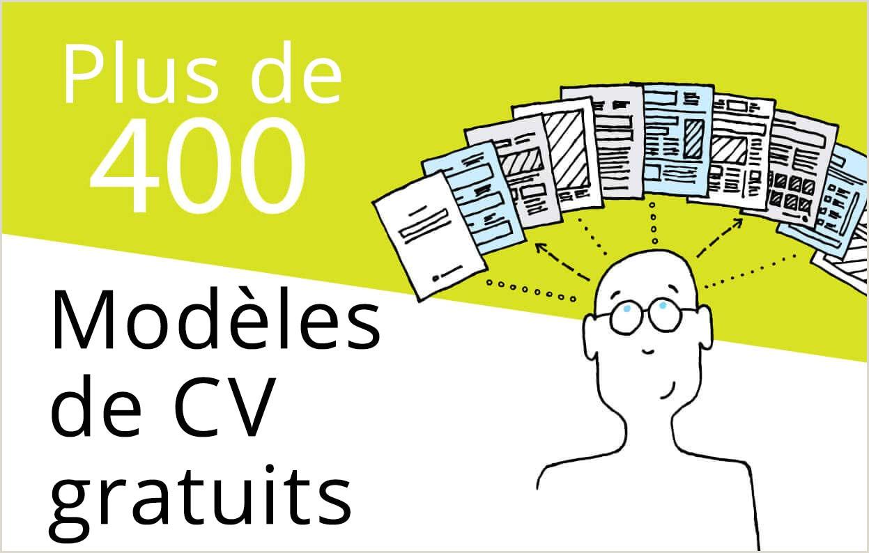 Exemple De Cv Dun Prof Plus De 400 Exemples Mod¨les De Cv Et Lettres De Motivation