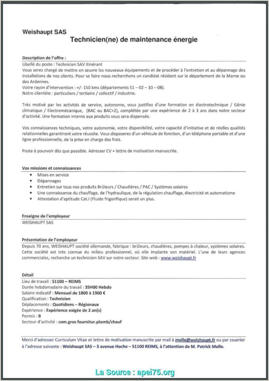 Exemple De Cv Electrotechnique Pdf Bien Exemple De Lettre De Motivation Ingénieur Génie Civil