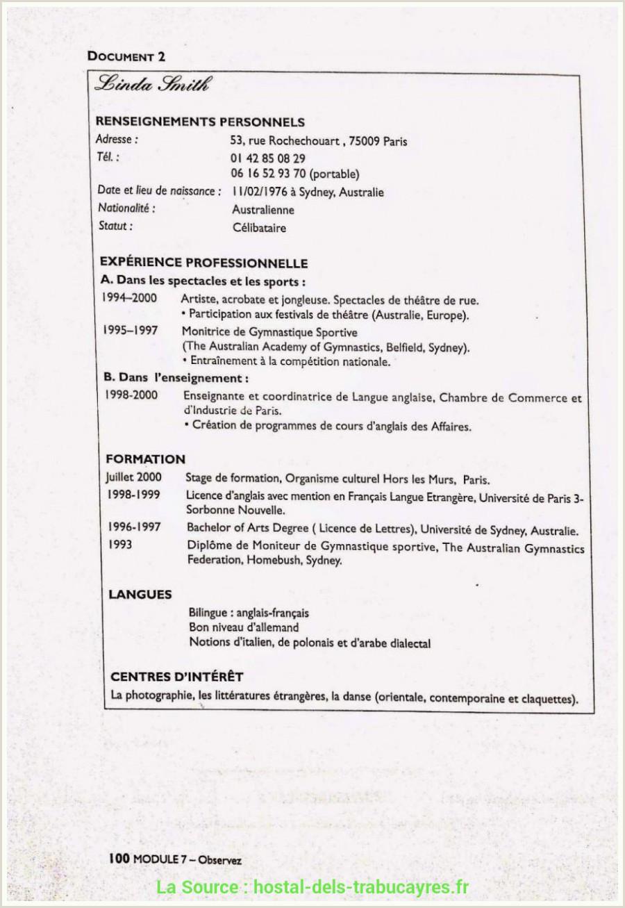 Tendances Exemple De Lettre De Motivation Pour Un Stage En