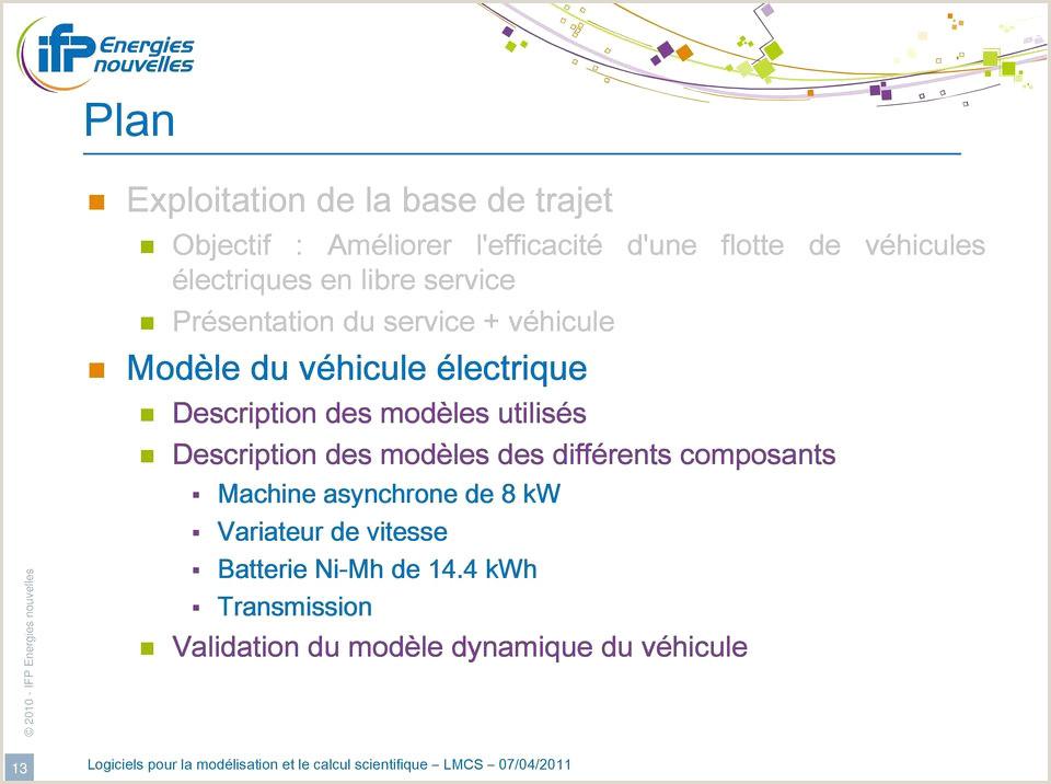 Exemple De Cv En Francais Exemple Cv Mcdo Fv2 Exemple Cv Dynamique Mod¨le 0d Du