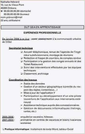 Exemple De Cv En Francais Pour Etudiant Pdf Cv Pour Alternance Nouveau Exemple De Cv Etudiant Alternance