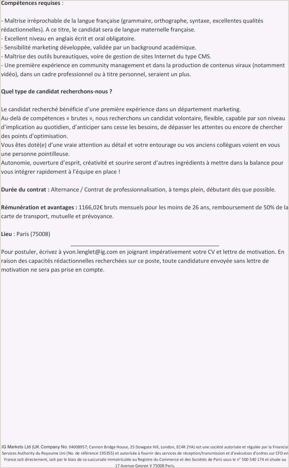 Exemple De Cv Europass Cv Sans Génial Cv Sans Sample Curriculum Vitae – Job