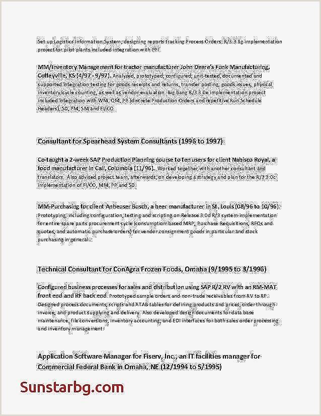 Exemple De Cv formateur Consultant Exemple Lettre Business Anglais Nouvelle Traduction Cv En