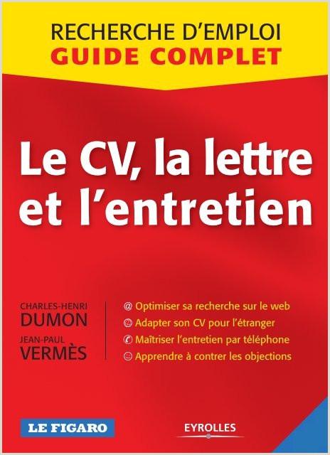 Exemple De Cv formateur Consultant Le Cv La Lettre Et L Entretien Patatorz