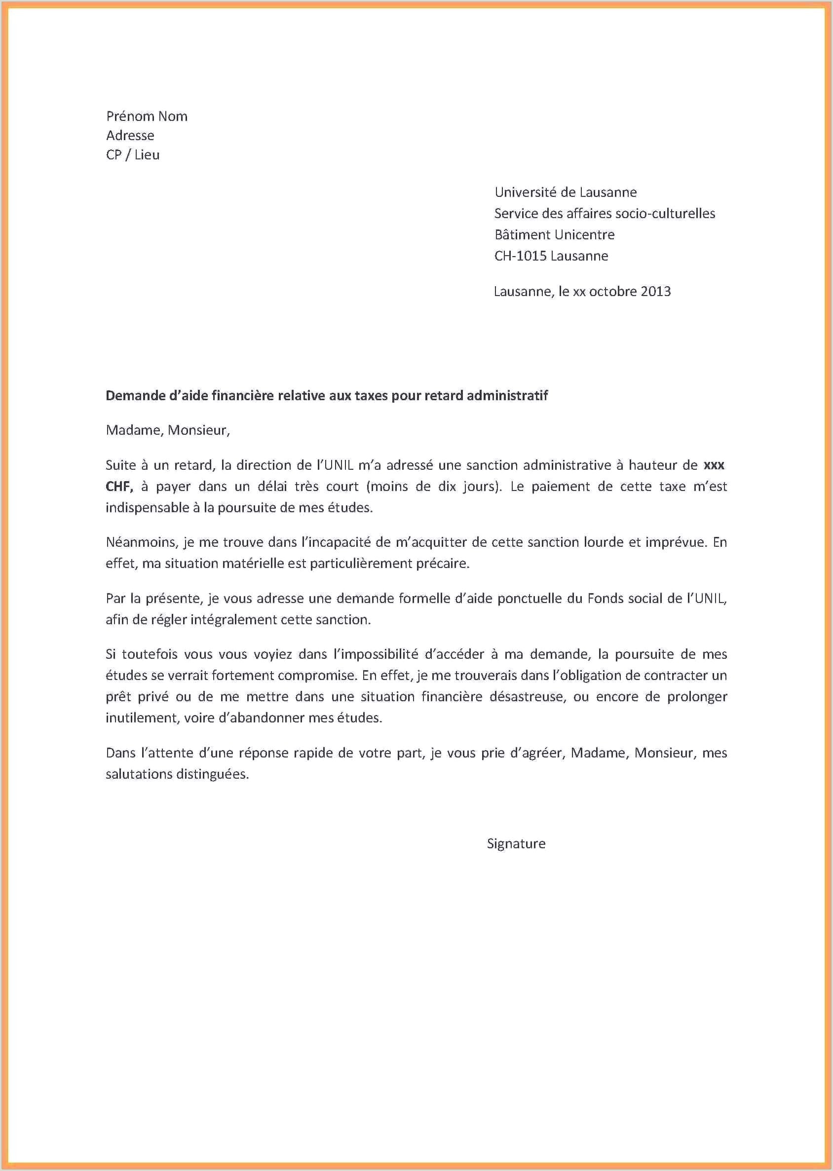 Nouvelle Exemple De Lettre De Motivation Manuscrite Pdf