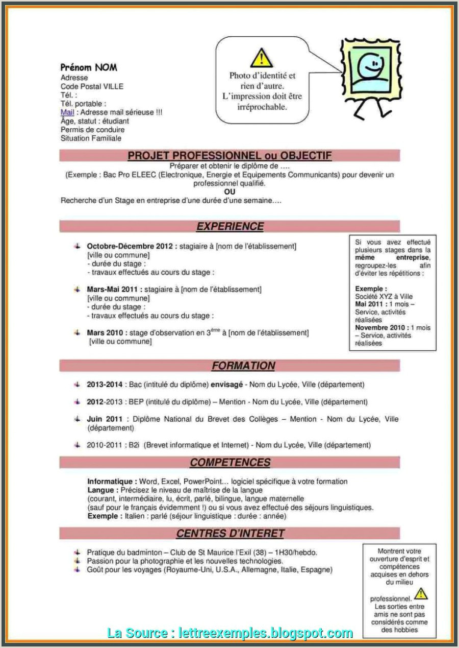 Exemple De Cv Gestion Administration Plus Récent Lettre De Motivation Pour Alternance Pro