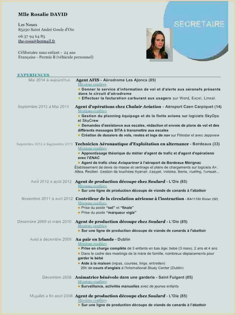 Cv Agent De Production Gratuit Exemple Cv Graphic Designer