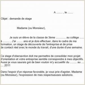 Exemple De Lettre De Motivation Maroc Pdf Les Meilleur