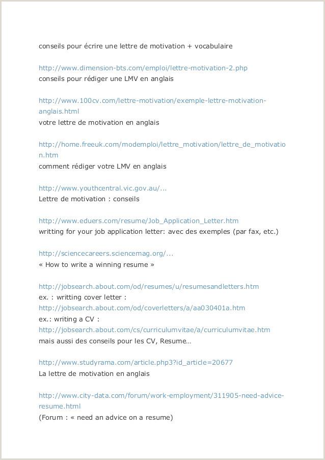 Exemple De Cv Gratuit Open Office Modele De Lettre D Objectif Professionnel Exemple De Cv Open