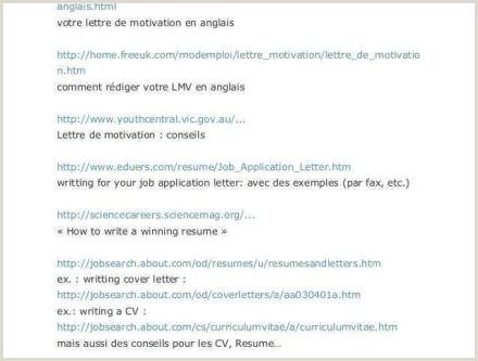 Exemple lettre de motivation biblioth¨que universitaire