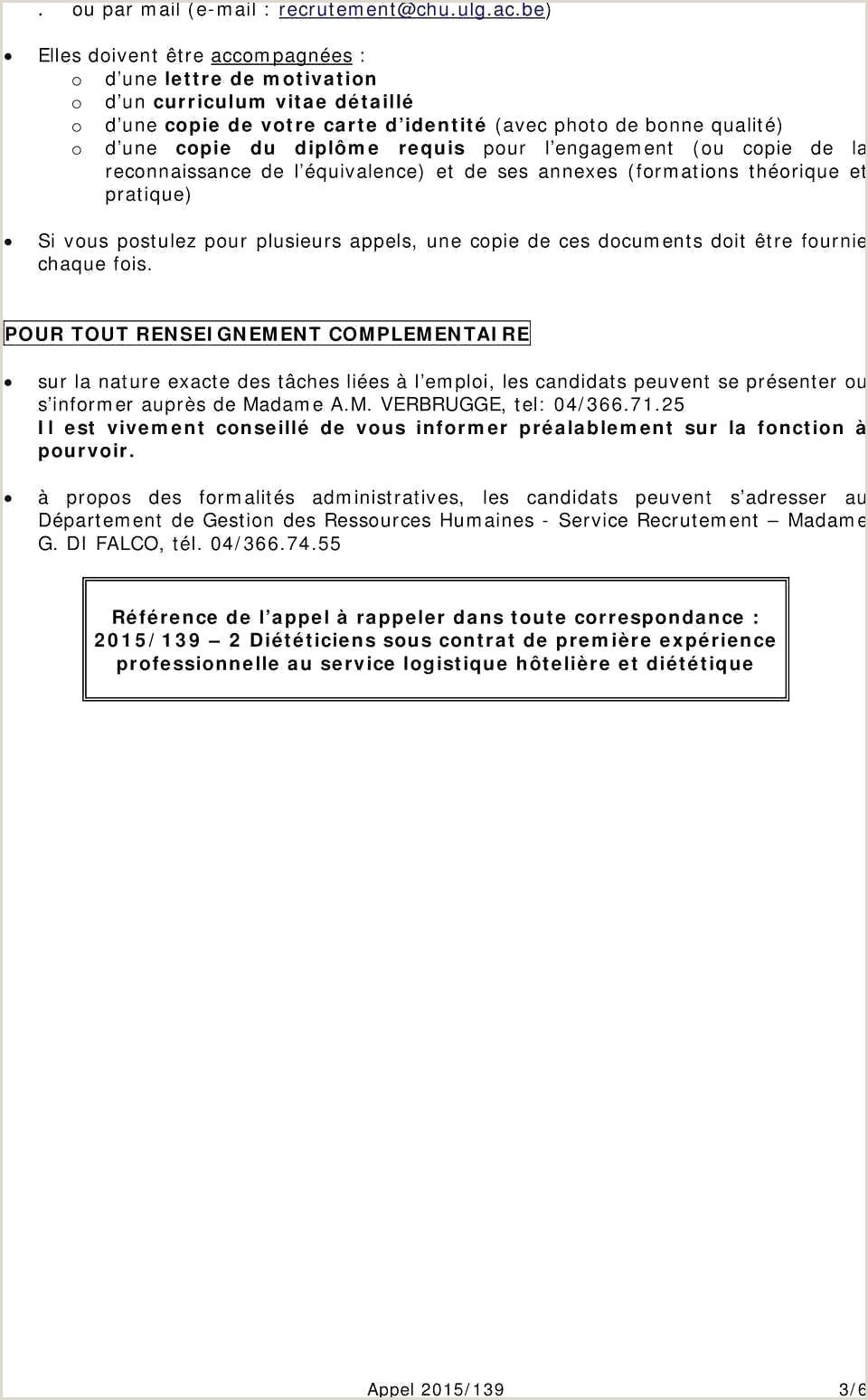 Exemple De Cv Ivoirien Cv Pour Travailler De Base Envoyer Cv Et Lettre De